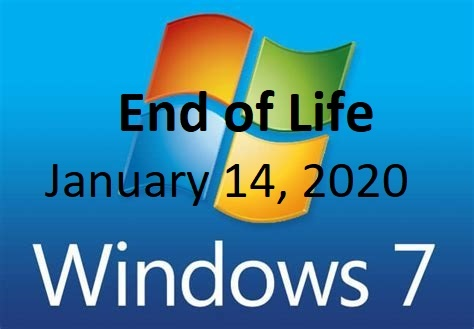 Microsoft to end Windows 7 support