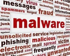 Malware spam campaign
