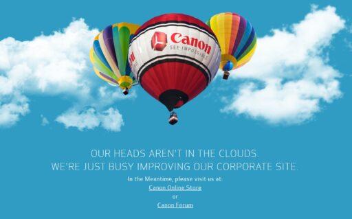 Canon suffers ransomware attack